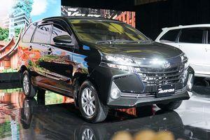 Toyota Avanza có bản nâng cấp cho thị trường Đông Nam Á