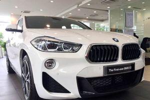 BMW X2 có thêm phiên bản giá dễ chịu hơn tại Việt Nam