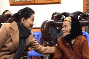Phó Chủ tịch Hội LHPNVN Trần Thị Hương thăm, chúc tết tại Hải Dương
