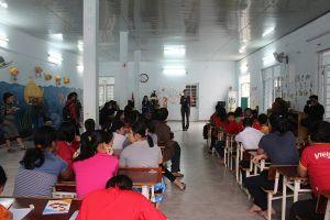 Đà Nẵng: Khánh thành lớp học dành cho nạn nhân chất độc da cam và trẻ em nghèo