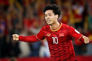 Đội hình xuất phát của Việt Nam thi đấu với Yemen: Công Phượng là mũi nhọn