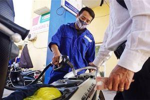 Giá xăng giữ nguyên sau lần giảm sâu đầu năm