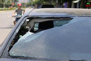 Đập, phá ô tô của người khác bị xử phạt thế nào?