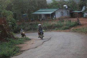 Đắk Nông: Dân góp tiền, hiến đất xóa điểm đen TNGT