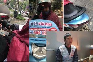 Cô gái đi xe ôm chưa đến 10km bị 'chặt chém' 600.000 đồng