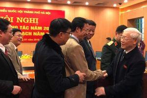 Tổng Bí thư, Chủ tịch nước Nguyễn Phú Trọng: Đại biểu Quốc hội phải nắm chắc pháp luật, thấu hiểu lòng dân