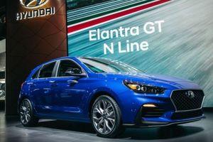 Hyundai Elantra GT N Line 2019, hatchback chất thể thao cập bến Mỹ