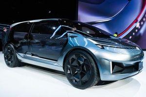 Trung Quốc 'chơi lớn', thuê Mỹ thiết kế mẫu xe cho tương lai