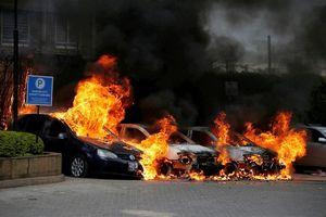 Hình ảnh vụ tấn công đẫm máu tại Nairobi, Kenya