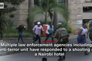 Kenya tiếp tục sơ tán người ra khỏi hiện trường tấn công khủng bố