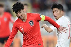 Son Heung Min tỏa sáng, ĐT Hàn Quốc thắng nhàn ĐT Trung Quốc