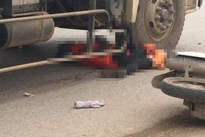 Hưng Yên: Nữ công nhân bị xe tải cán chết trên đường đi làm