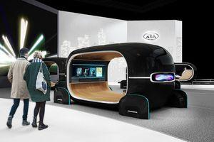 KIA sẽ dùng trí tuệ nhân tạo để biến đổi khoang lái theo tâm trạng hành khách