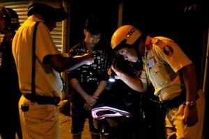 Đêm 'săn' tội phạm cùng tổ công tác 363