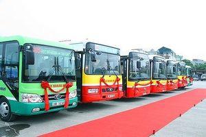 Mở mới tuyến buýt kết nối Ứng Hòa với hai bến xe lớn