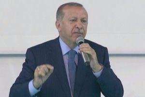 Ông Erdogan: Mỹ có thể thay đổi quyết định sau vụ tấn công khủng bố ở Manbij