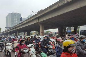 Hà Nội ráo riết triển khai các giải pháp chống ùn tắc giao thông dịp cuối năm