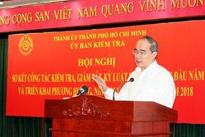 Thành ủy TP Hồ Chí Minh: Tổng kết công tác kiểm tra, giám sát, kỷ luật đảng năm 2018