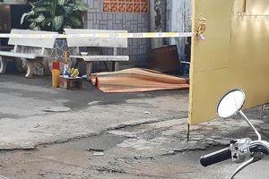 1 nam thanh niên chết gần cổng một công ty ở Bình Dương