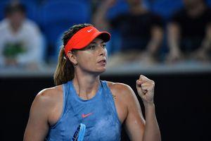 Thắng áp đảo, Sharapova hẹn gặp Wozniacki tại vòng 3 Australian Open
