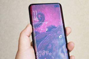 Samsung Galaxy S10 Plus lộ điểm hiệu năng