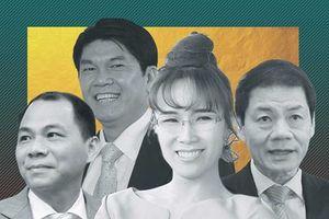 Số triệu phú USD người Việt tăng nhanh thứ 4 thế giới