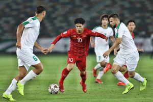 Đội tuyển Việt Nam gặp Jordan ở vòng 1/8 Asian Cup 2019