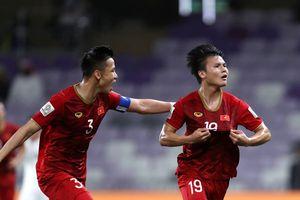 'Song Hải' lập công, đội tuyển Việt Nam rộng cửa đi tiếp