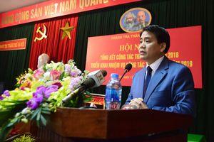 Chủ tịch Nguyễn Đức Chung: Cần sớm có chính sách phát triển nguồn điện từ năng lượng tái tạo