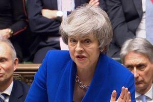 Thủ tướng Anh thoát hiểm sau thất bại lịch sử của chính phủ về Brexit