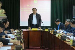 Kiểm tra công tác phòng chống tham nhũng tại Đảng đoàn Tổng LĐLĐVN