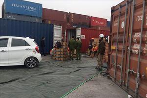 Hải Phòng khởi tố vụ án hơn 20 tấn sữa nhập khẩu trái phép