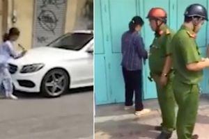 Người phụ nữ cầm búa đập xe Mercedes: 'Phản chiếu ban thờ'