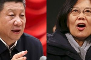 Đài Loan tuyên bố 'rắn' trước sức ép từ Trung Quốc