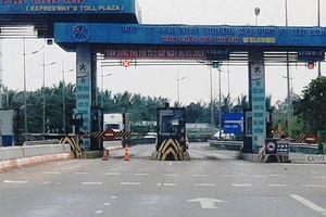 Cao tốc TP HCM - Trung Lương đang như... đường làng!
