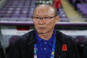 HLV Park Hang-seo nói gì về trận thắng Yemen