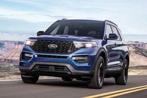 Xe SUV Ford Explorer ST 2020 vừa ra mắt có gì 'hot'?
