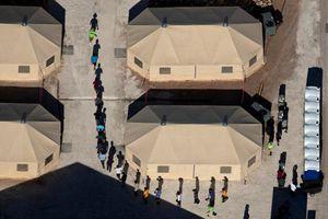 Đột nhập trại giữ trẻ nhập cư ở Mỹ sắp bị đóng cửa