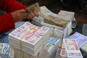 Dịch vụ đổi tiền hốt bạc dịp cuối năm