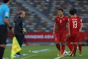 2 'máy quét' Trọng Hoàng, Hùng Dũng bị thử doping sau trận thắng Yemen