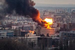 Thông tin bảo hộ công dân trong vụ nổ, cháy lớn tại Lyon, Pháp