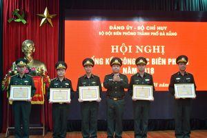 BĐBP Đà Nẵng tổng kết công tác Biên phòng năm 2018