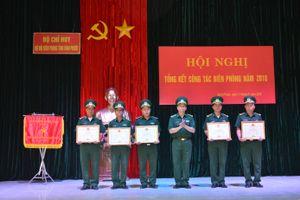 BĐBP Bình Phước tổng kết công tác Biên phòng năm 2018