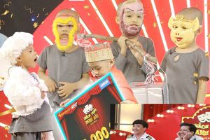 Trấn Thành nể phục trước chiến thắng 200 triệu đồng của 5 chú tiểu Bồng Lai