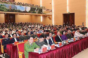 Hà Nội: Lực lượng công an góp phần quan trọng vào sự phát triển chung của thành phố