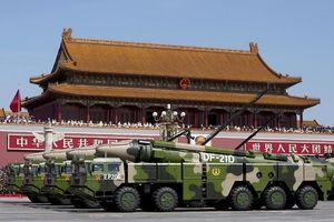 Trung Quốc phát triển mạnh quân sự, nguy cơ với Đài Loan