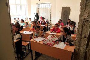 Những con chữ dần trở lại với trẻ em tại vùng chiến sự Yemen