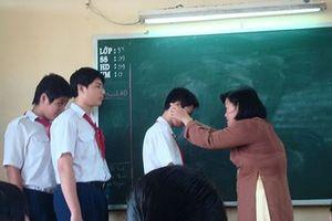 Cô giáo bị tố bắt học sinh tiểu học tự tát 50 cái ở Thái Nguyên
