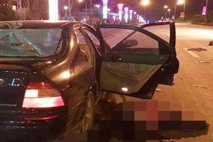 Người đàn ông đi xe máy thiệt mạng sau va chạm với ô tô