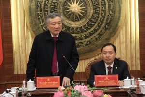 Chánh án Nguyễn Hòa Bình: Thanh Hóa cần chú trọng hơn nữa việc thu hồi tài sản trong các vụ án tham nhũng